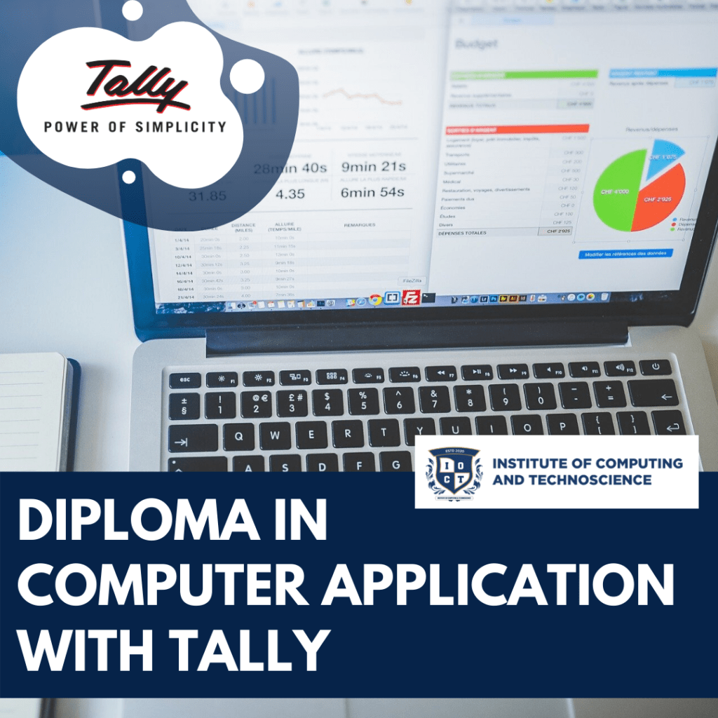 diploma in computer application with tally course in mira road