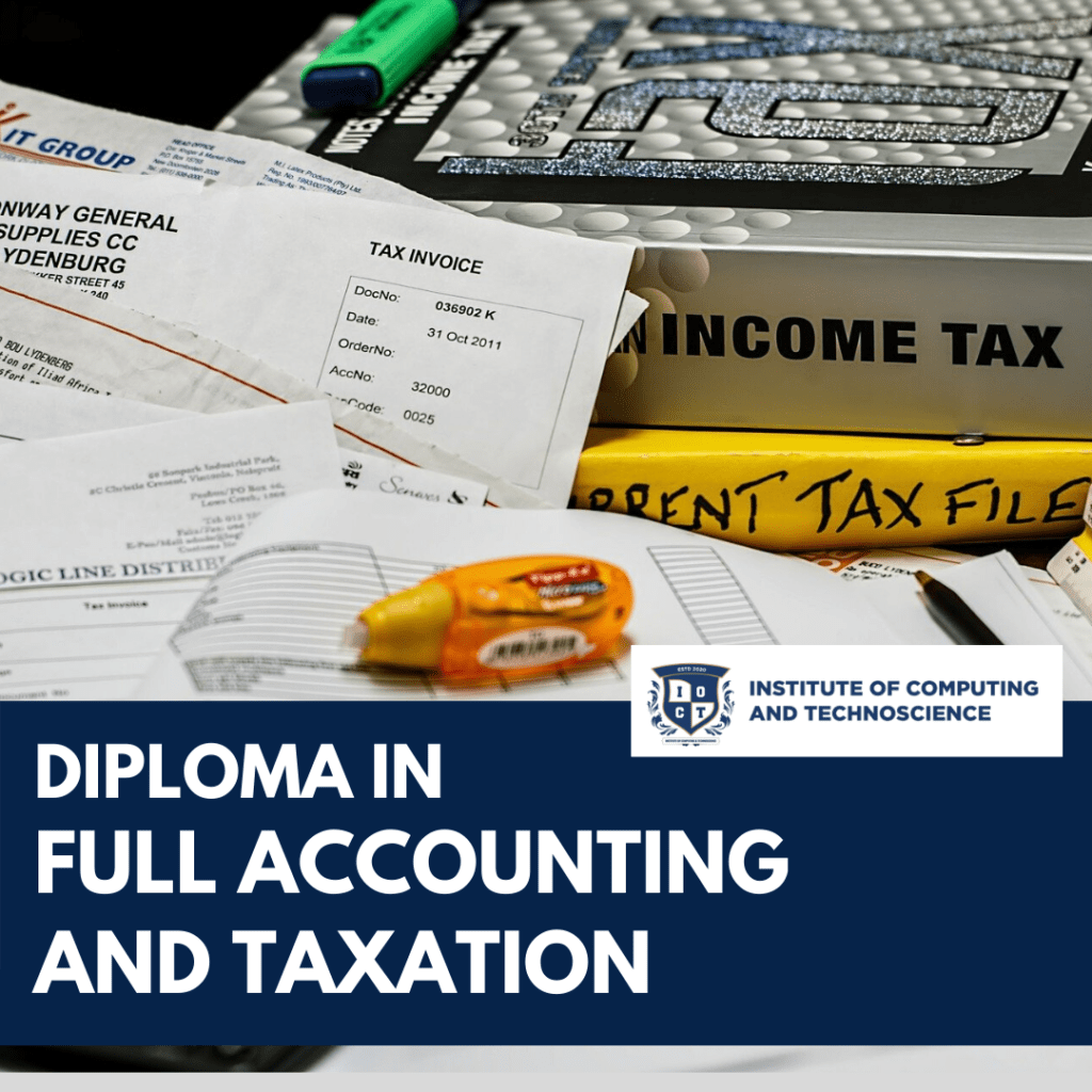 diploma in full accounting and taxation course in mira road