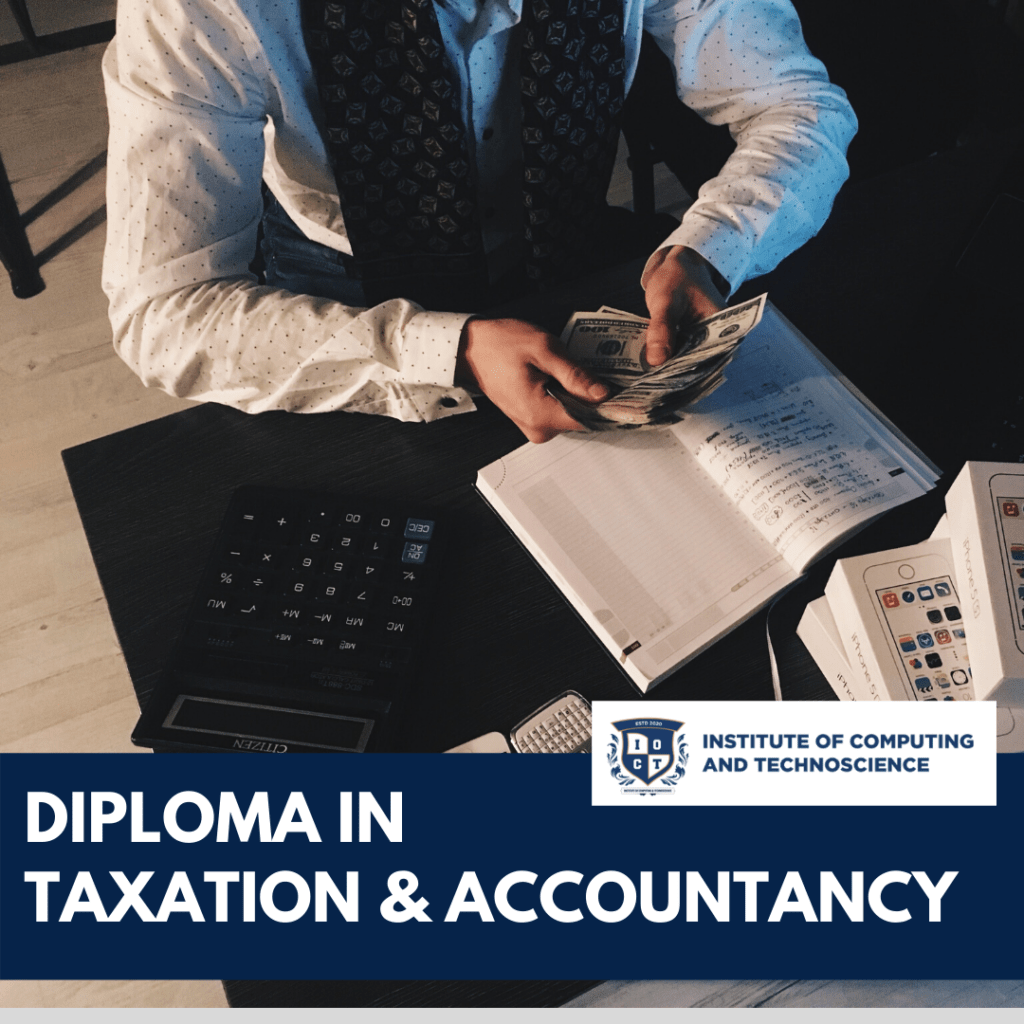 diploma in taxation and accoutancy course in mira road