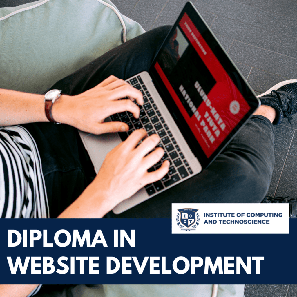 diploma in website development course in mira road