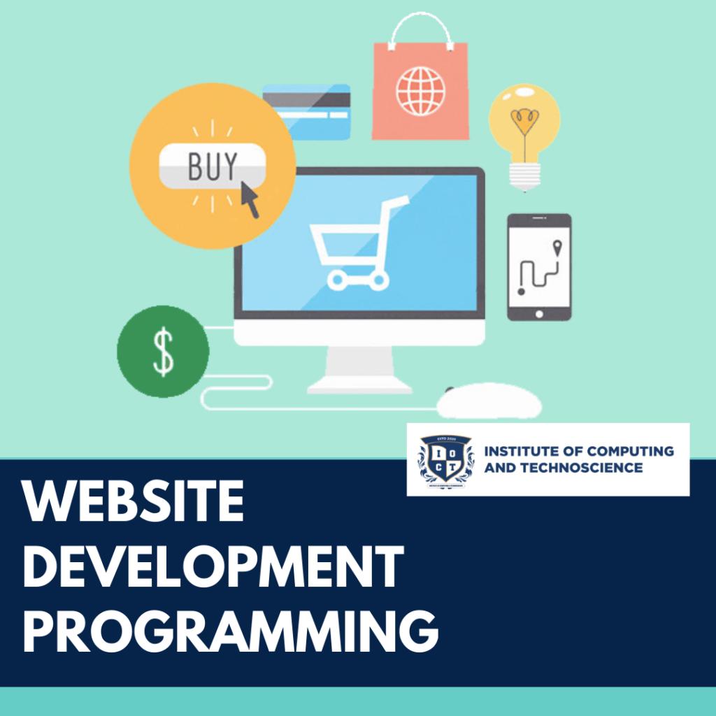 website development programming course in mira road
